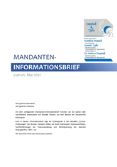 Mandantenbrief Mai 2021